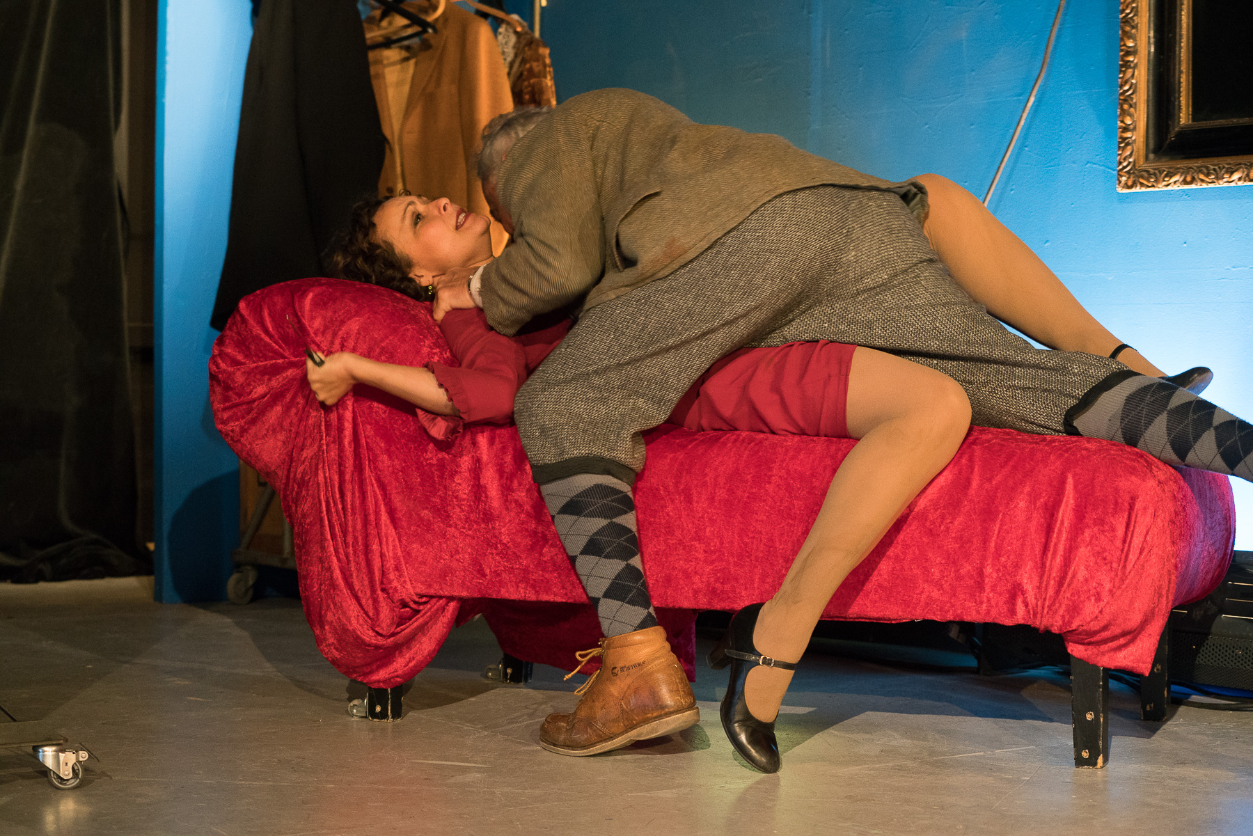 Camilla Illeborg, soprano - I Pagliacci 2