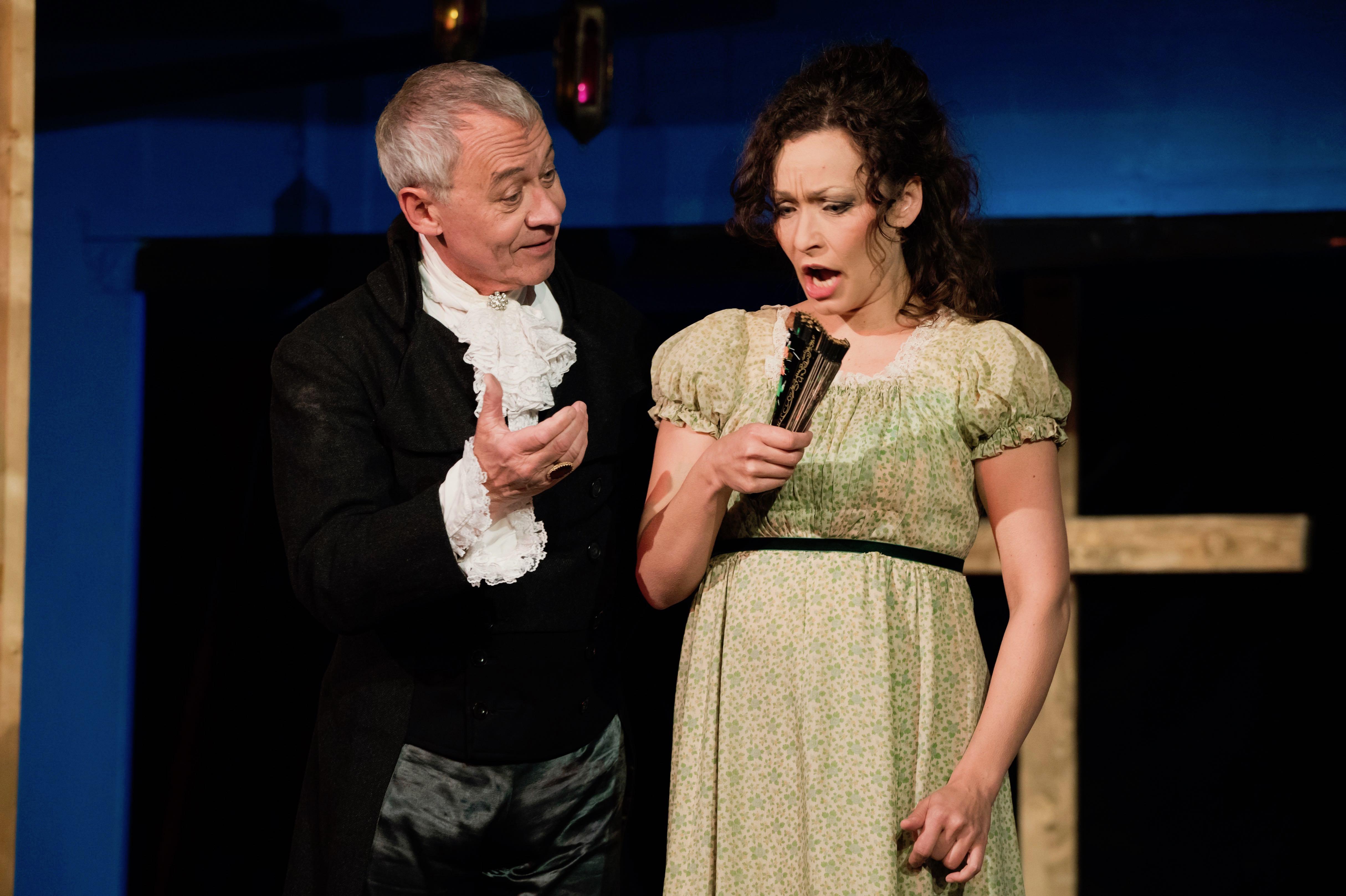 Camilla Illeborg, soprano - Tosca 2