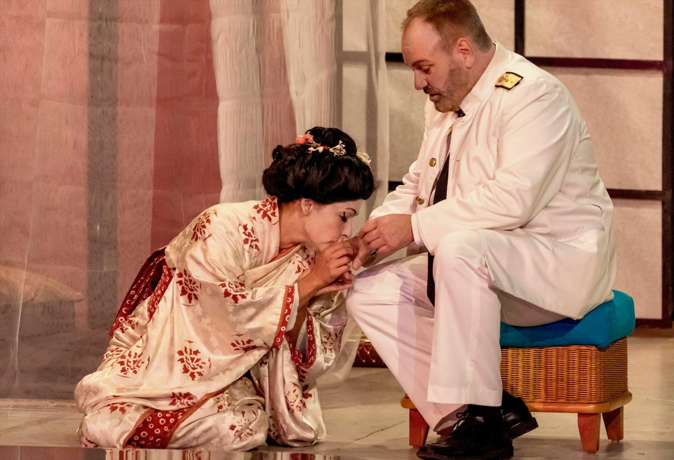 Camilla Illeborg, soprano - Madama Butterfly